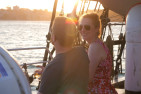 Tall Ship Cruise, Unlimited Wine, Canapes And Music - Adult