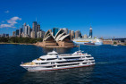 Cruise on Sydney Harbour With High Tea - Adult