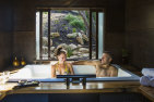 Hot Springs Private Bath for Two
