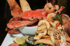 Seafood Platter with Wine - For 2