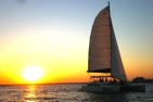 Wildlife And Eco Sailing at Sunset - BBQ Dinner and Drinks
