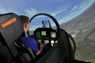 Top Gun Top Fun FA 18 Hornet Simulator Flight