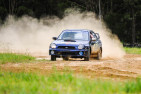 WRX Rally Drive 4 Laps plus 1 Hot Lap