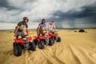 The SandPit Quad Bike Experience