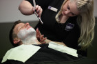 Men's Traditional Face Shave