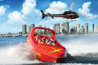 Jet Boat and Helicopter Adventure - Child