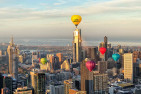 Hot Air Balloon Ride Over Melbourne