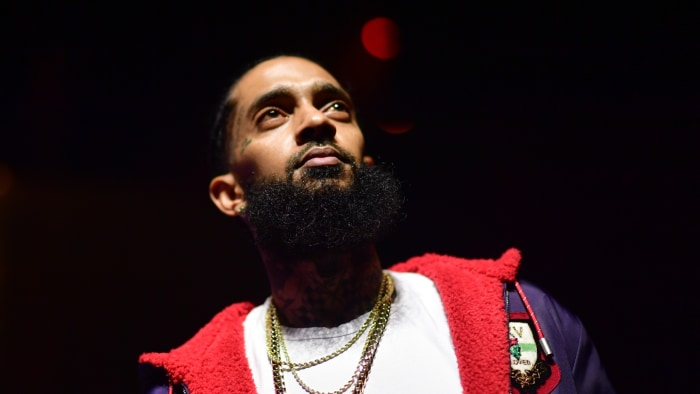 Image result for Childish Gambino  Mac Miller, and Nipsey Hussle