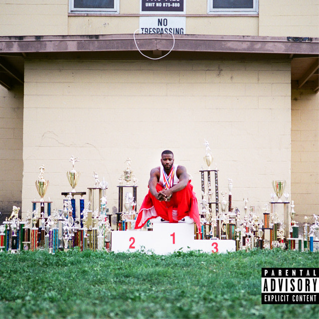 Jay Rock - WIN album artwork