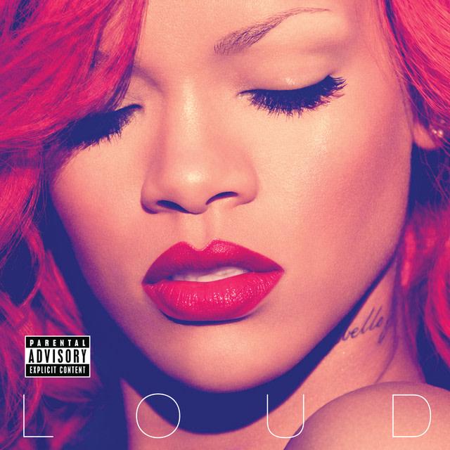 Rihanna - Fading album artwork