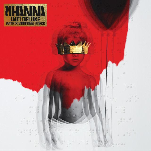 Rihanna - Woo album artwork