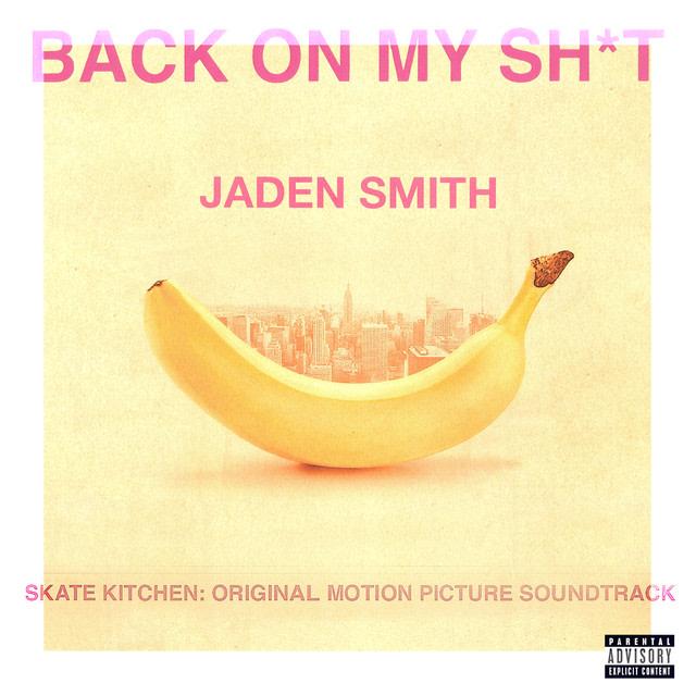 Jaden Smith - BACK ON MY SH*T album artwork