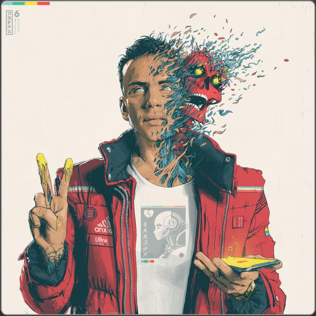 Logic - Icy (feat. Gucci Mane) album artwork
