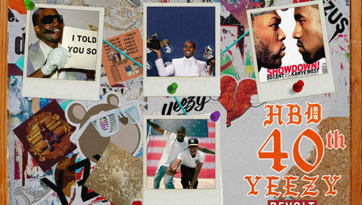 A timeline of kanye wests 40 years of excellence revolt the a timeline of kanye wests 40 years of excellence revolt the 1 name in music nvjuhfo Gallery