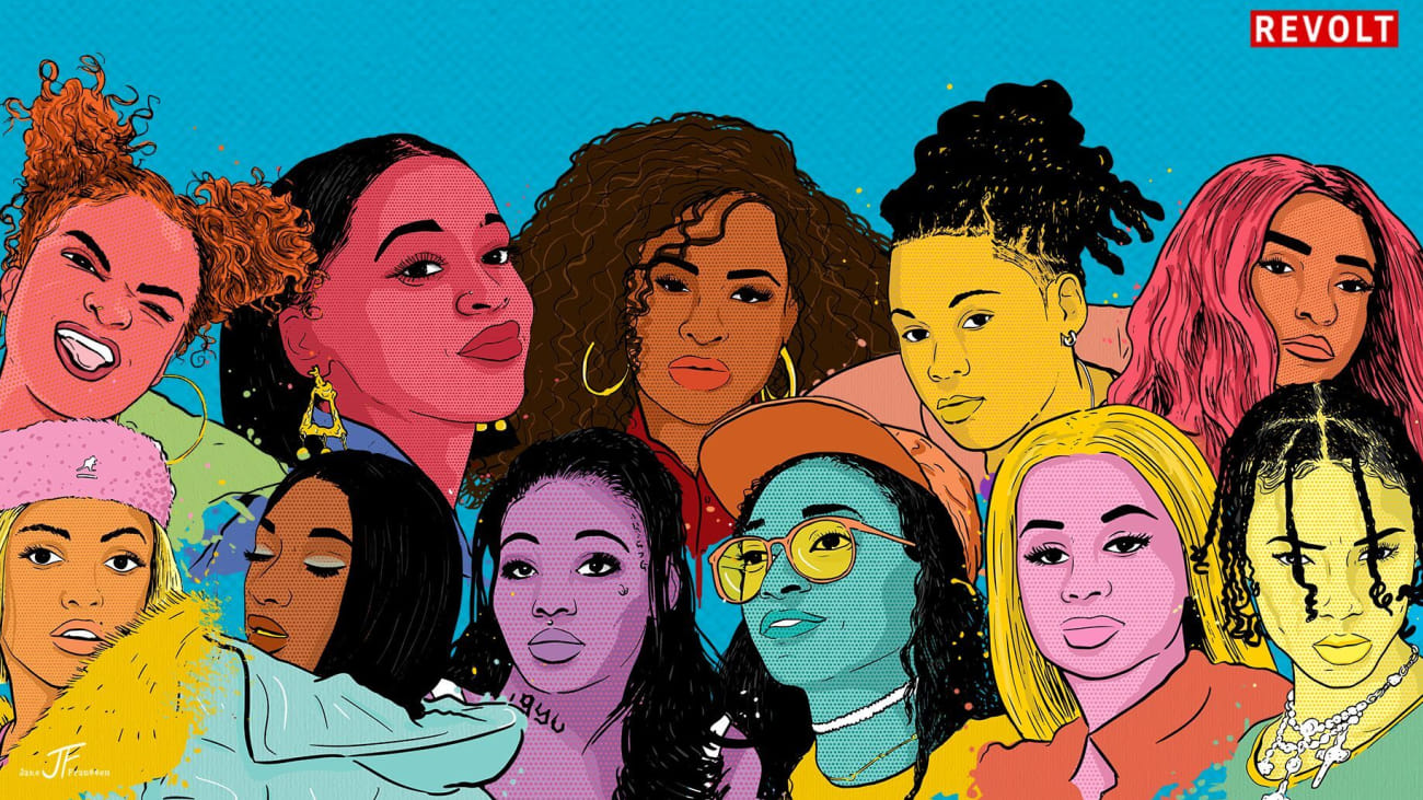 She Got Next: 10 upcoming female artists to watch | REVOLT