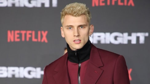 Machine Gun Kelly Continues Trolling Eminem Reacts To Diss Track