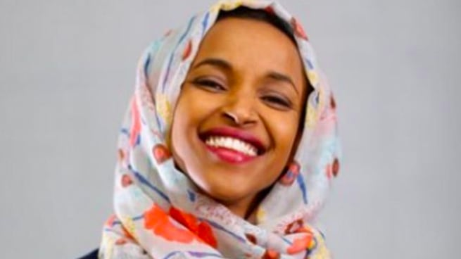 ilhan omar receives an outpour of love in minnesota