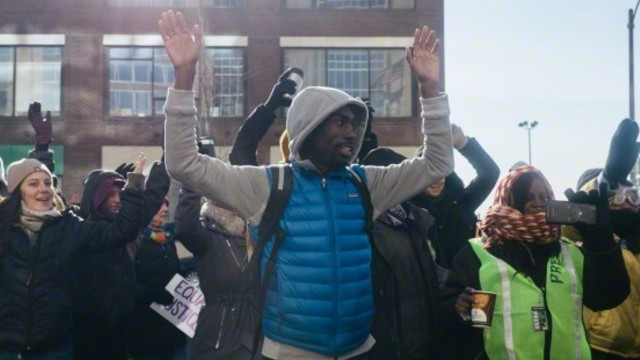 DeRay McKesson is suing the Baton Rouge Police Department