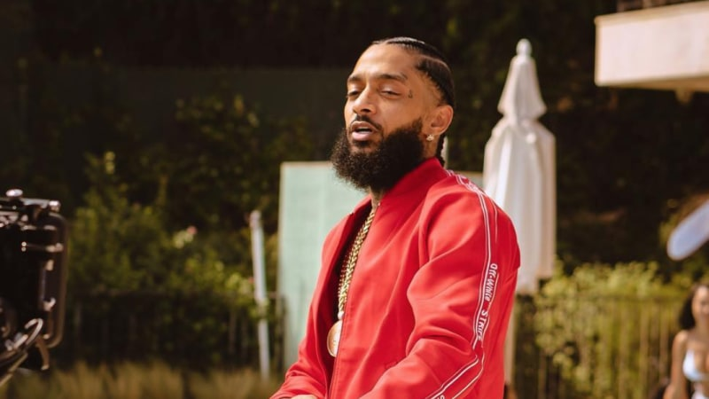 Man suspected of killing rapper Nipsey Hussle caught in Los Angeles