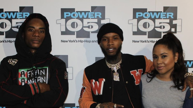 Tory Lanez tells 'The Breakfast Club' meaning of 'Memories