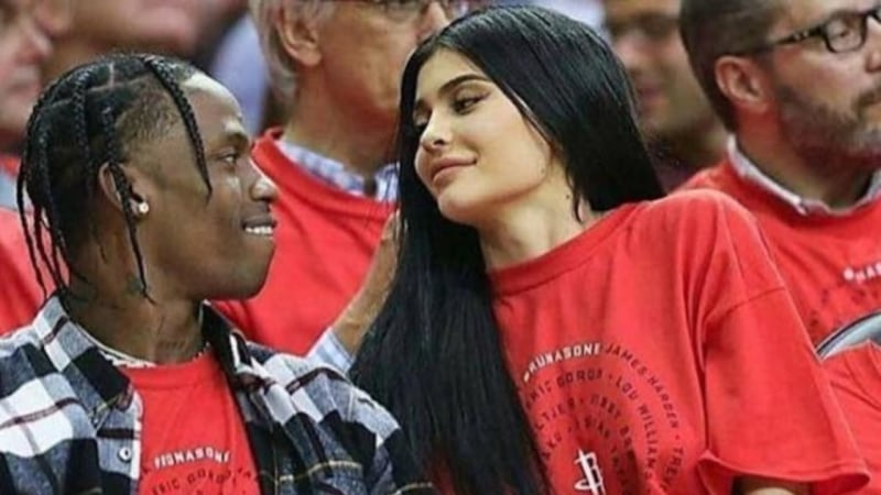 76a83f5d0d32 Kylie Jenner reportedly accused Travis Scott of cheating — here's what we  know