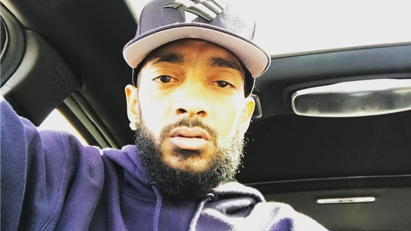 Nipsey Hussle's brother battles the Crips for 'The Marathon