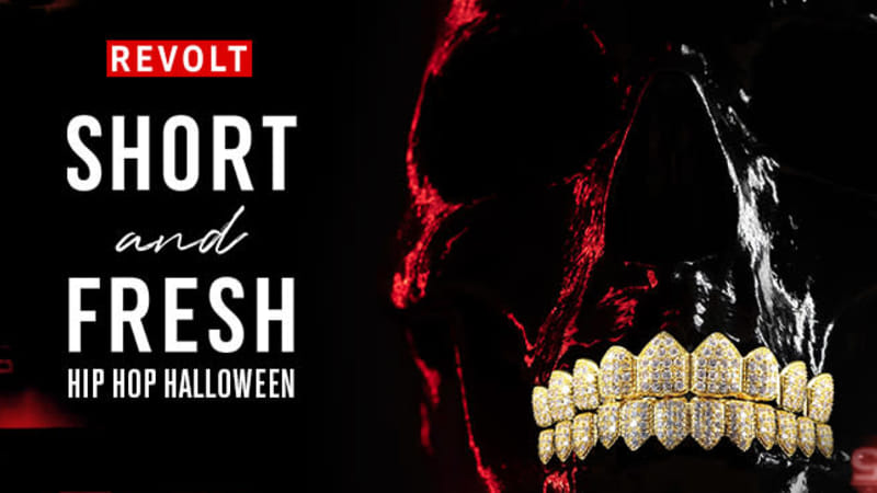 Halloween Schort.Revolt Announces Hip Hop Halloween Short Film Contest