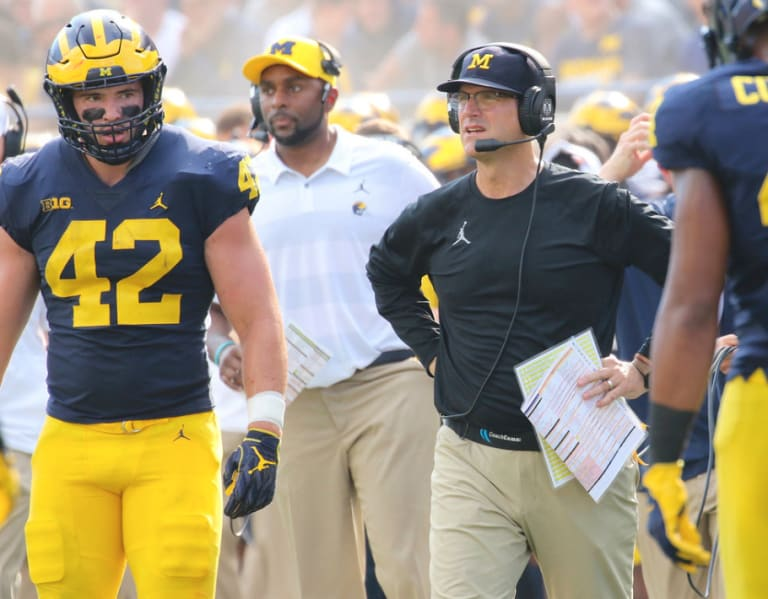 Making The Case For Ben Mason As A Michigan Wolverines ...