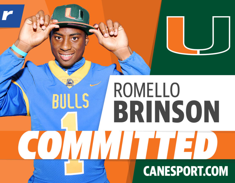 Photo of Commitment breakdown: Romello Brinson chooses Miami
