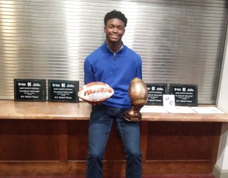KStateOnline - Malachi Thomas discusses strong interest in K-State