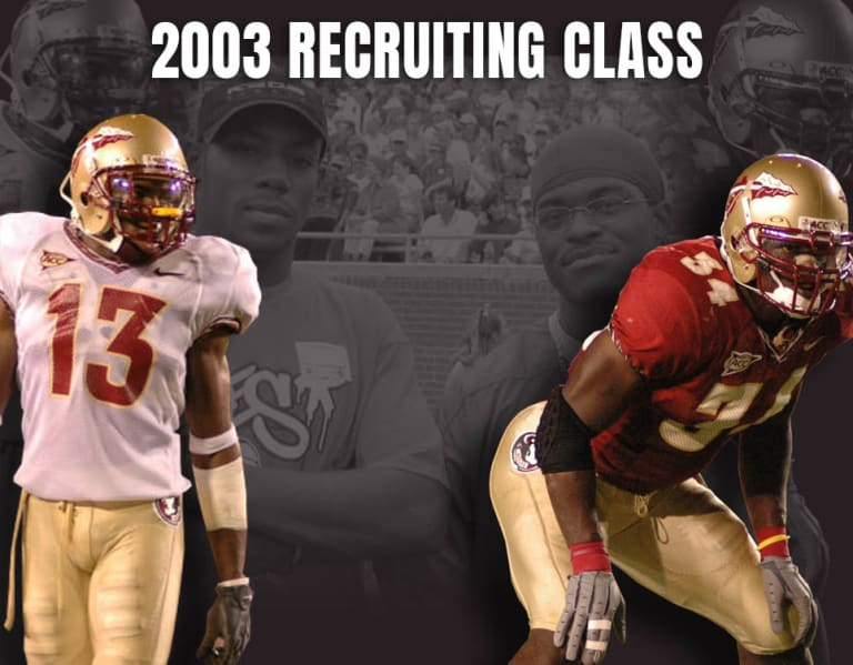 Warchant - Recruiting Retrospective: Florida State's Football Signing Class of 2003