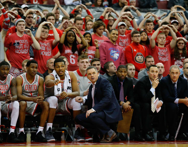 Buckeyegrove Holtmann Helps Continue Ohio State Rebuild