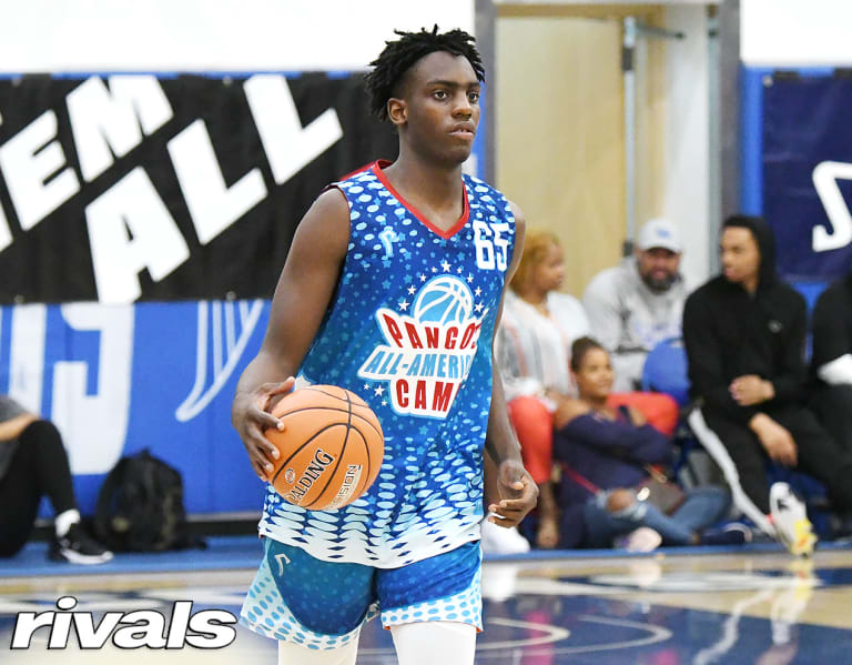 ASUDevils - Four-star power forward Arthur Kaluma enjoys the familiarity with ASU