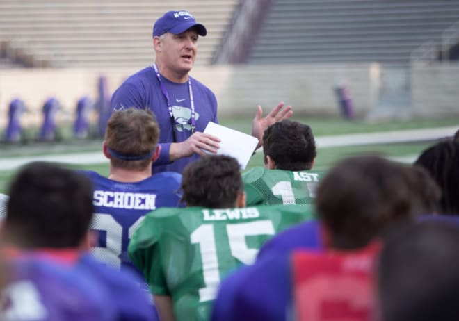 Chris Klieman has helped bring a new excitement to Kansas State sports.