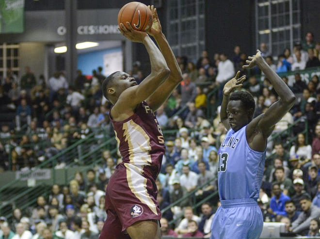 Sophomore Mfiondu Kabengele had 12 points and four rebounds in Sunday's win at Tulane.