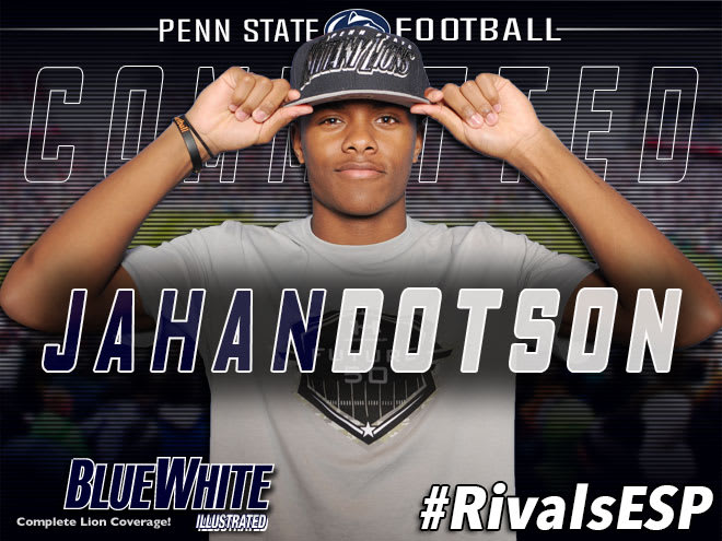 Nittany Lions flip Rivals250 WR Jahan Dotson from UCLA