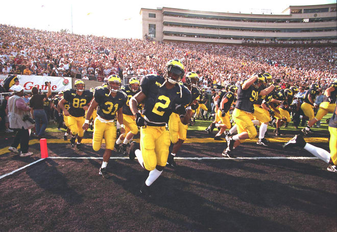 cheaper c76df ea93e TheWolverine - Michigan Football: Charles Woodson Elected To ...
