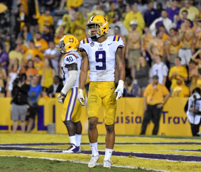 TigerDetails.com - Observations from LSU's return to practice