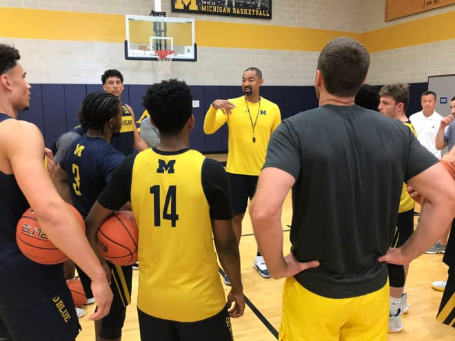 Thewolverine Michigan Basketball Releases Its Full 2019 20
