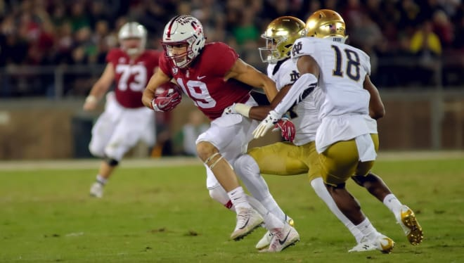 Notre Dame is seeking its first win at Stanford since 2007.