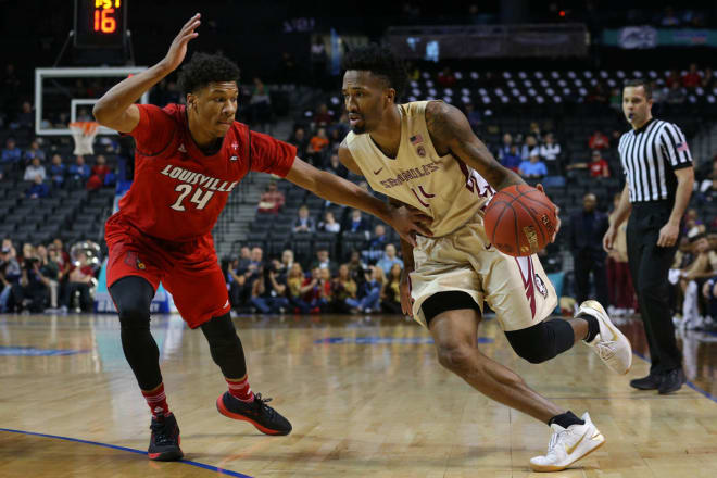 Men's basketball bounced from ACC tourney by Virginia