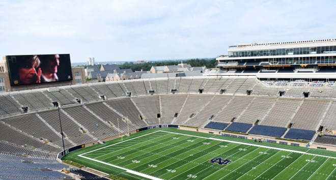 Notre Dame finalizes home-and-home series with Alabama