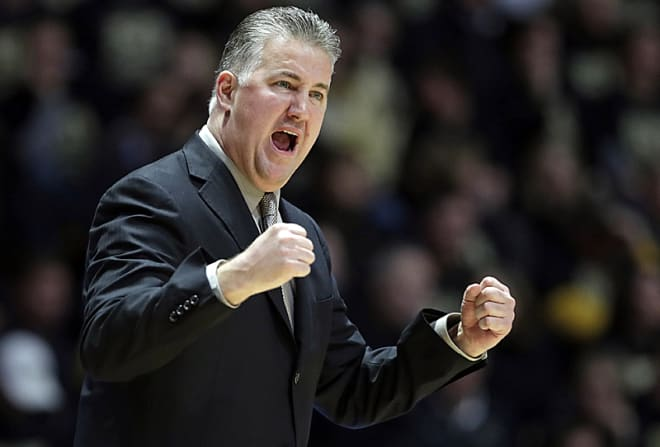 Purdue vs. Wisconsin - 1/16/18 College Basketball Pick, Odds, and Prediction