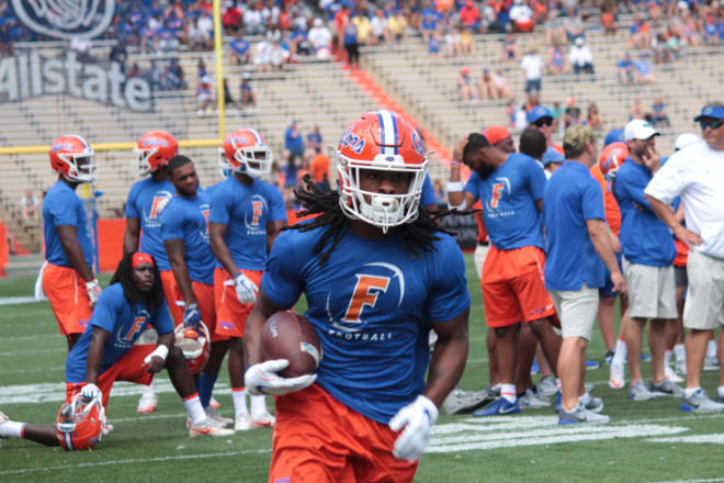 Florida running back announces transfer following loss to UK