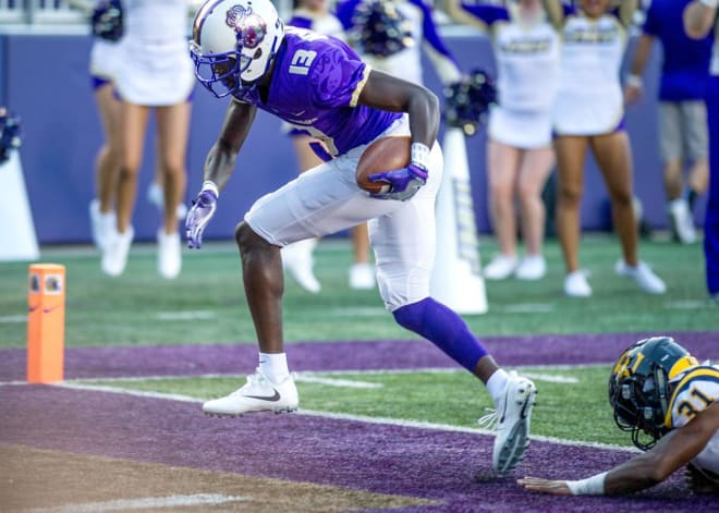 competitive price ba9b5 ebb2b DukesofJMU - Former Dukes Ankrah, Hyman To Play In AAF