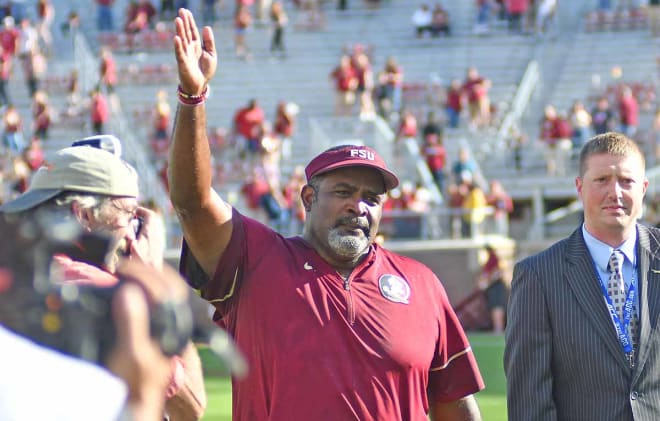 Warchant.com - Odell Haggins to remain on FSU s coaching staff 4b1cfb809