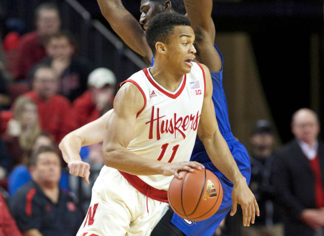 Nebraska basketball comes up short against Creighton