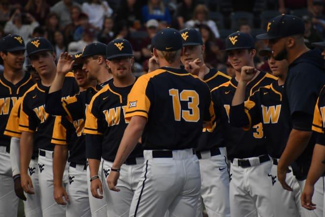 The West Virginia Mountaineers baseball team will open the season at Jacksonville Friday.
