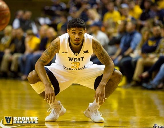 Bolden was one of several players that left the West Virginia basketball program last season.