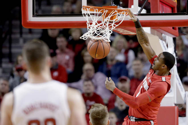 Ohio State led for the final 15 minutes and put a away a reeling Nebraska team 70-60 on Saturday.